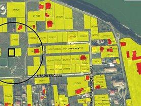Teren constructii de vânzare, în Constanta, zona Palazu Mare
