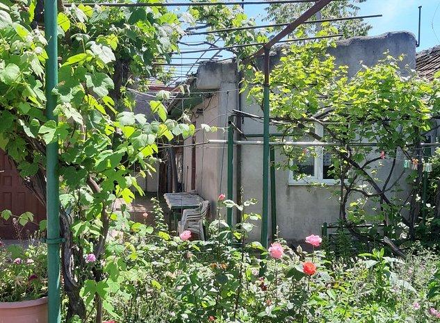 Teren cu casa demolabila/renovabila- zona Coiciu - imaginea 1
