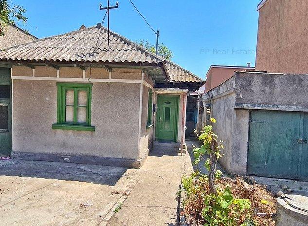 Zona Coiciu - Teren 436 mp + casa caramida (renovabila) - imaginea 1
