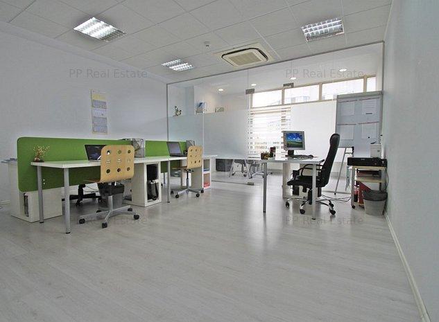 Spatiu de birouri - complet amenajat - imaginea 1
