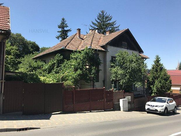 De inchiriat casa singur in curte, 5 camere, curte, 5 locuri parcare - imaginea 2