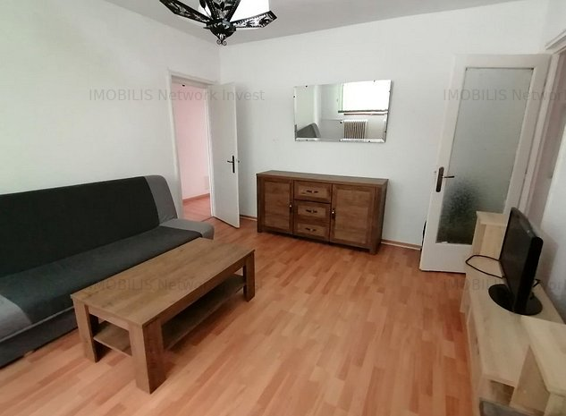 79900€, apartament Chibrit-metrou 1 Mai, vedere mixta, balcon inchis - imaginea 1