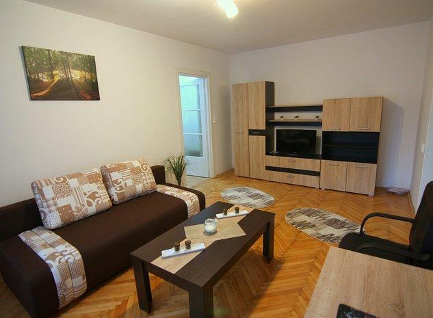 Apartament 2 camere amenajat modern, situat la 500 metri de Medicina - imaginea 1