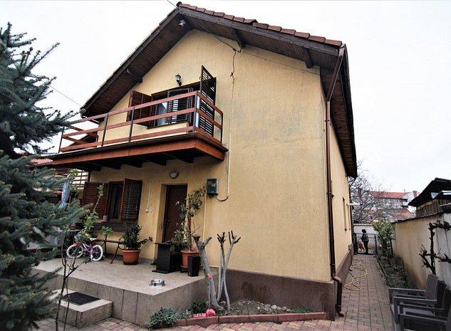 Casa individuala situata pe malul Begai. - imaginea 1