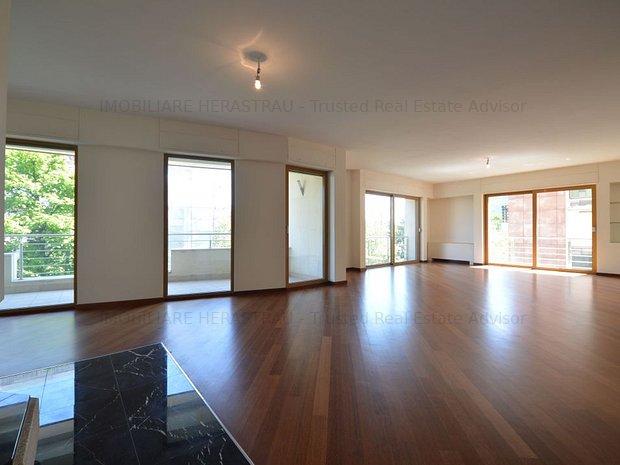 Weiser Fruhling, apartament de lux 4 camere de vanzare in zona Primaverii - imaginea 1