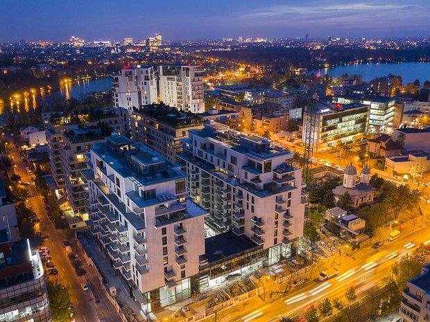One Herastrau Plaza   Chirie 850EUR/luna   Ideal investitie  predare martie 2019 - imaginea 1