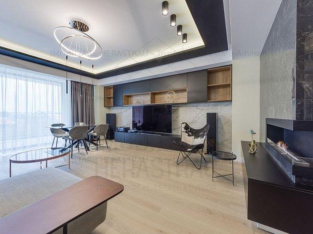 Imperium Suite | Apartament de LUX in 49 Gafencu | 217 mpc, terasa 50 mp - imaginea 1