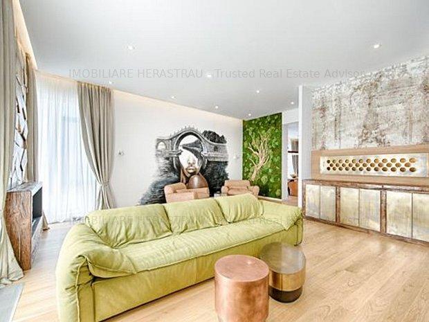Nasara Suite | Penthouse de LUX cu vedere la Lacul Baneasa - imaginea 2