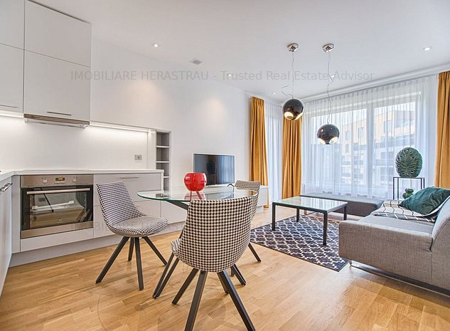 Apartamente de lux langa Parcul Herastrau | New Concept Apartments | 0% COMISION - imaginea 1