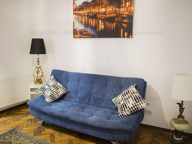 Nasara Suite - Apartament cochet cu 3 camere in zona P-ta Victoriei - imaginea 1