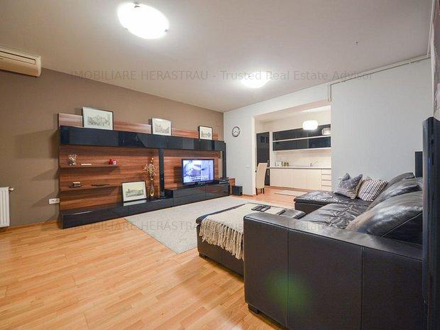 Satul Francez | Ideal investitie | Apartament spatios 2 camere | Chirie 1000 EUR - imaginea 1