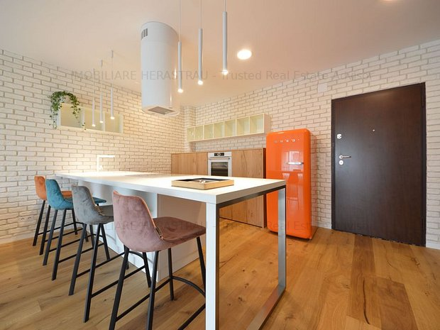 Apartament cu 2 camere de inchiriere in zona Barbu Vacarescu - imaginea 1