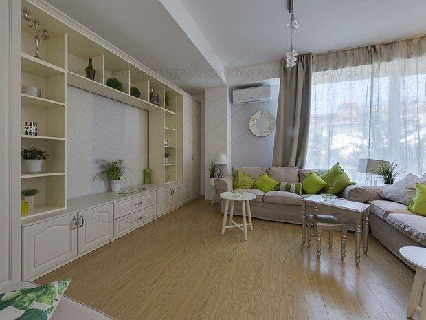 Olivette Residence | Satul Francez | Ideal investitie | chirie 700EUR - imaginea 1