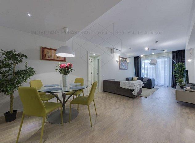 Herastrau | Luxury 2 bedroom on first use | Rovere Furniture | Smart Investment - imaginea 1
