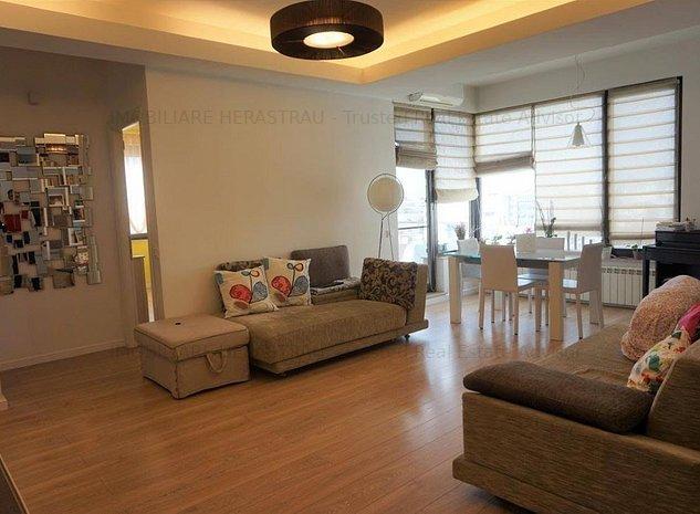 Modena Residence | Apartament 3 camere Zona Herastrau - imaginea 1