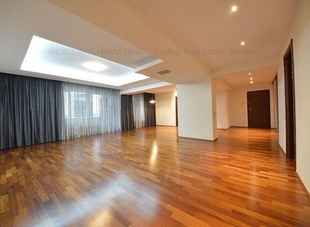 Apartament , 2 terase spatioase, loc parcare, Parc Herastrau - imaginea 1