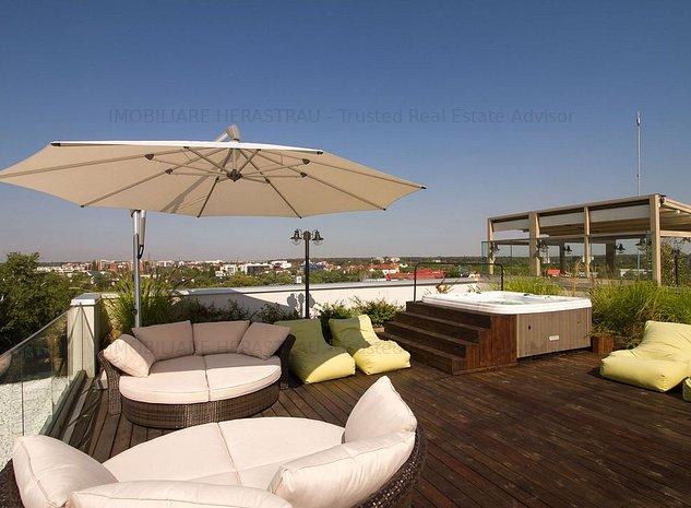 Nasara Suite | Penthouse de LUX cu vedere Lac - imaginea 1