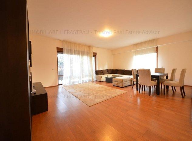 Apartament elegant 3 camere de inchiriat - imaginea 1