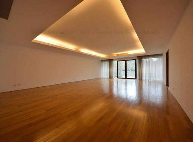 Hublot Residence | Apartament super spatios cu vedere la Parcul Herastrau - imaginea 1