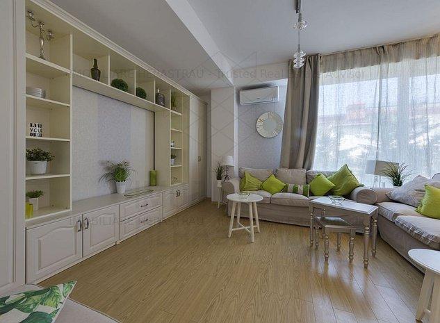 Olivette Residence   Satul Francez   Ideal investitie   chirie 700EUR - imaginea 1
