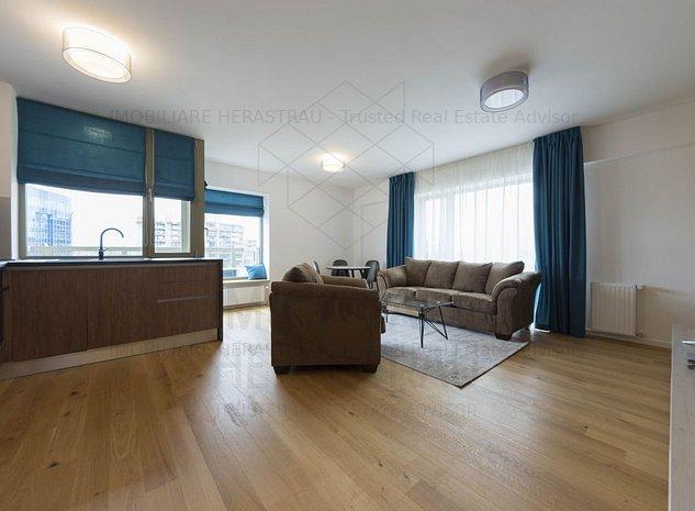 Apartament 2 camere in Aviatiei Park - imaginea 1