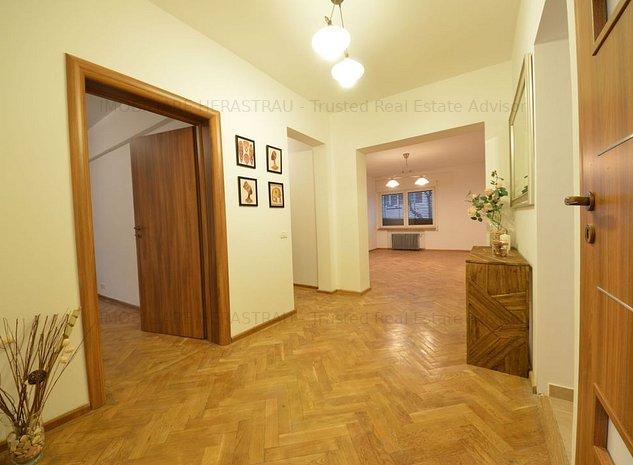 Apartament cochet de inchiriat Zona Kiseleff - imaginea 1