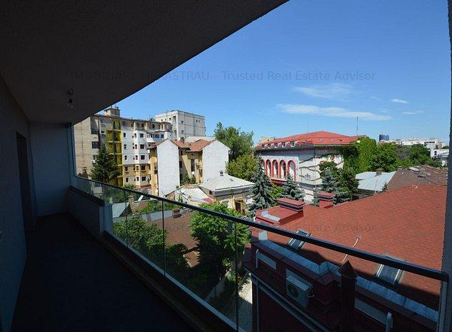 Eminescu | 3 camere bloc nou! Promotie TVA 0% la Dezvoltator! - imaginea 1