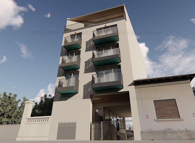 Apartament 2 camere in Proiect Rezidential tip Boutique | Central - imaginea 1