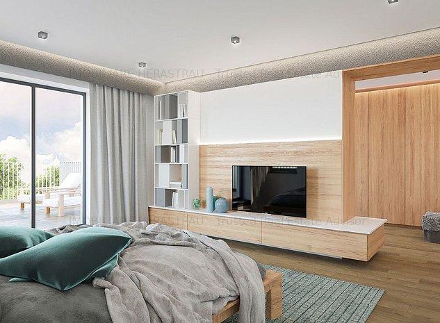 Apartament 4 camere in Proiect Rezidential tip Boutique   Central - imaginea 1