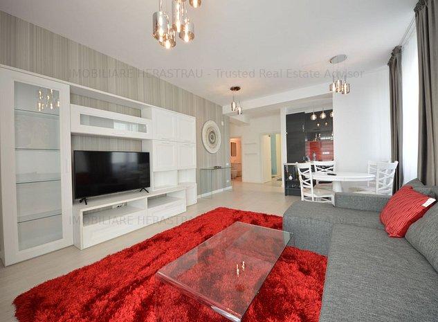 Apartament deosebit cu 2 camere in zona Aviatiei - imaginea 1