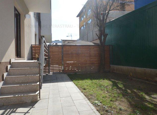 Apartament 3 camere | curte proprie | Zona Aviatiei - imaginea 1