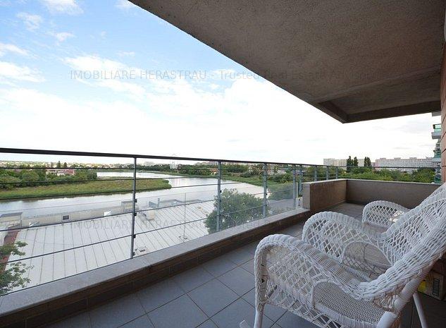 Apartament superb in zona Barbu Vacarescu - imaginea 1