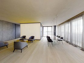Penthouse de vânzare sau de închiriat 4 camere, în Bucureşti, zona Herăstrău