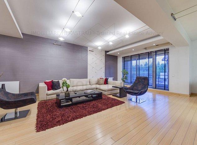 Elej Suite   Apartament de LUX 3 camere, 150mp   Satul Francez   Le Club - imaginea 1