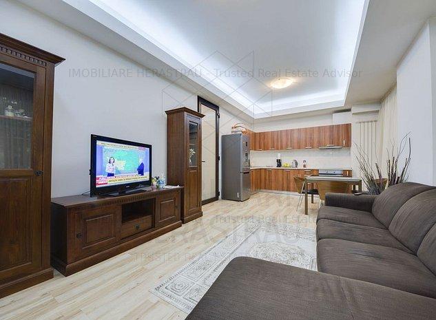 Eden Garden Suite | Apartament cu terasa superba si vedere la gradina - imaginea 1