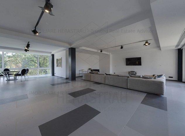 Sivillo Smart House | Penthouse exclusivist in zona Kiseleff - imaginea 1