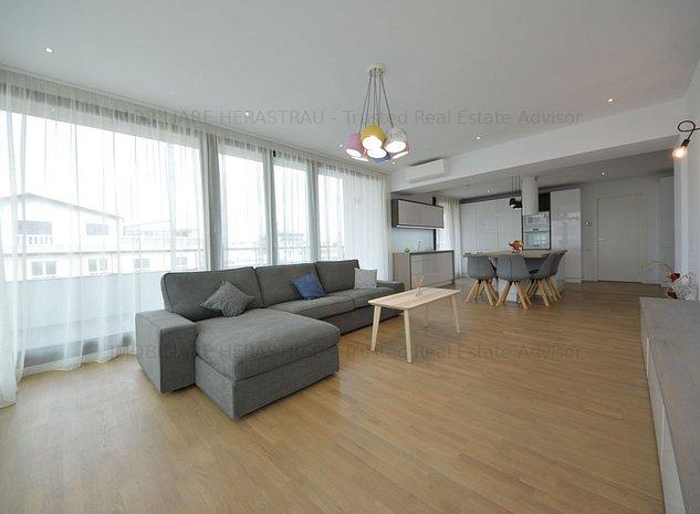 Herastrau Luxury Penthouse to let - imaginea 1