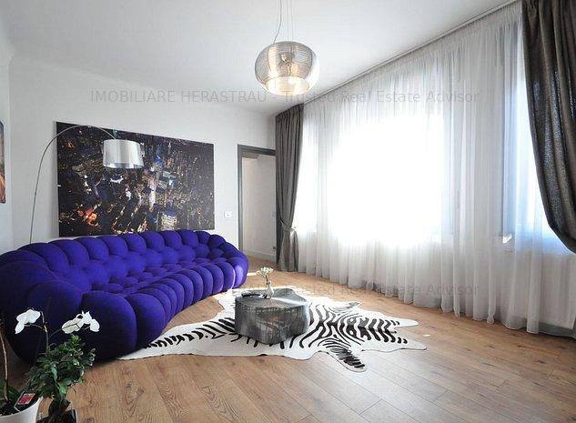Apartament deosebit 2 camere | Zona Capitale - imaginea 1
