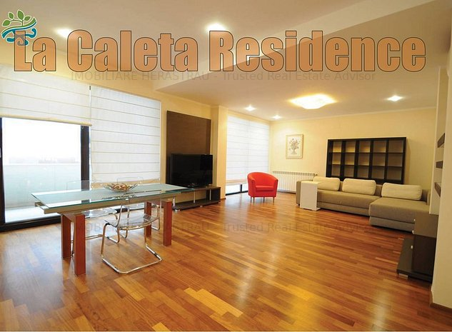 La Caleta Residence | Apartament 2 camere, curte proprie, Herastrau - imaginea 1