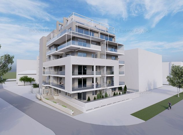 Herastrau Residence   Imobil tip boutique   Nordului stradal   Vedere Parc - imaginea 1