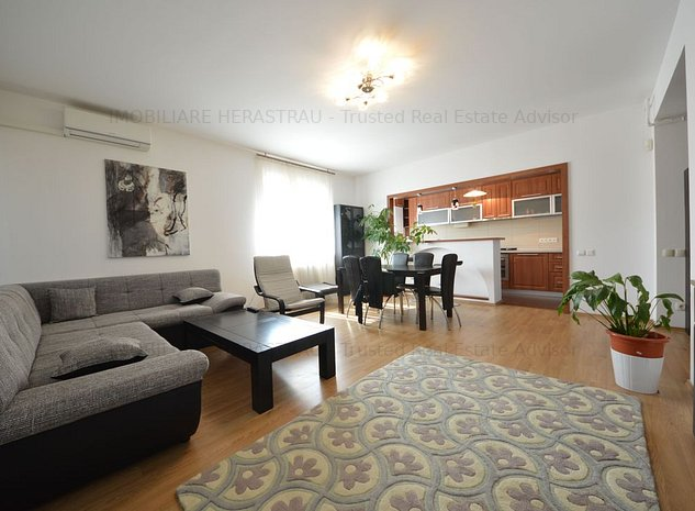 Apartament de inchiriat in Zona Herastrau - imaginea 1