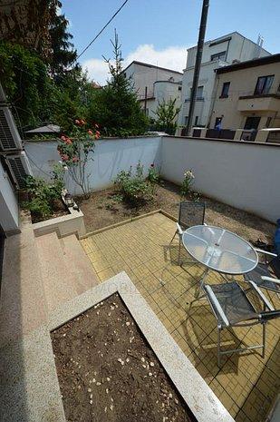 Apartament deosebit cu 3 camere de inchiriat in zona Dorobanti - imaginea 1