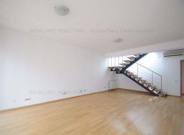 Serenity Duplex | Penthouse 5 camere Herastrau Nordului - imaginea 1