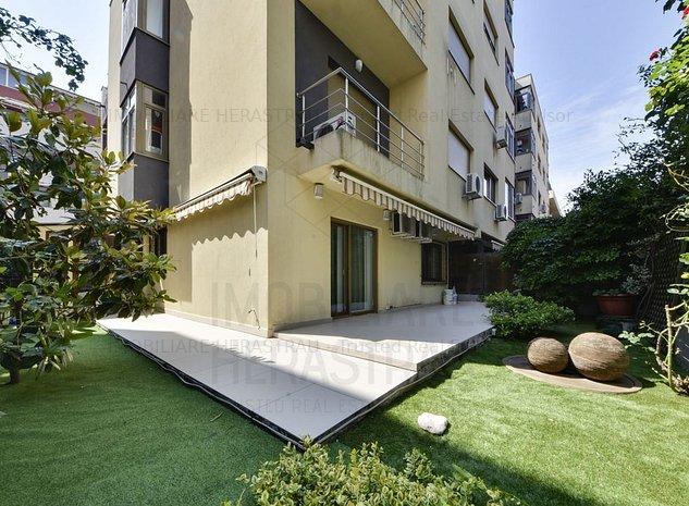 Apartament nou 3 camere lux | Gradina proprie | Loc parcare - imaginea 1