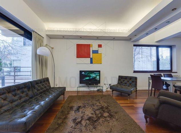 Medved Suite | Apartament de lux Herastrau | Satul Francez - imaginea 1