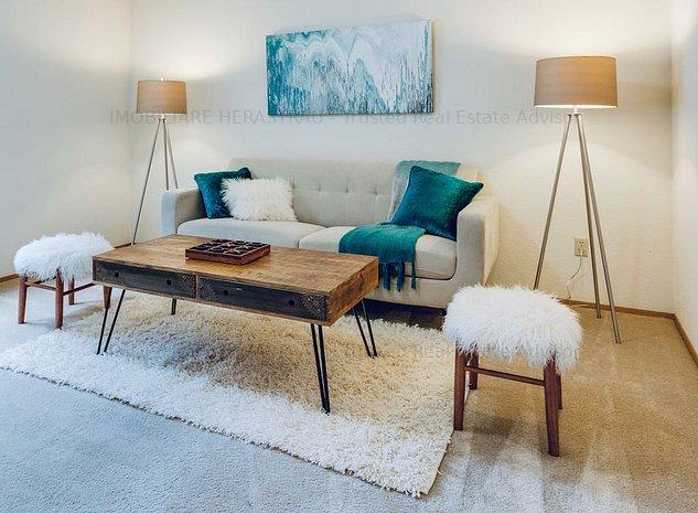 WIN Herastrau | Luxury Apartments | 3 camere | terasa 14,1MP | 0% COMISION - imaginea 1