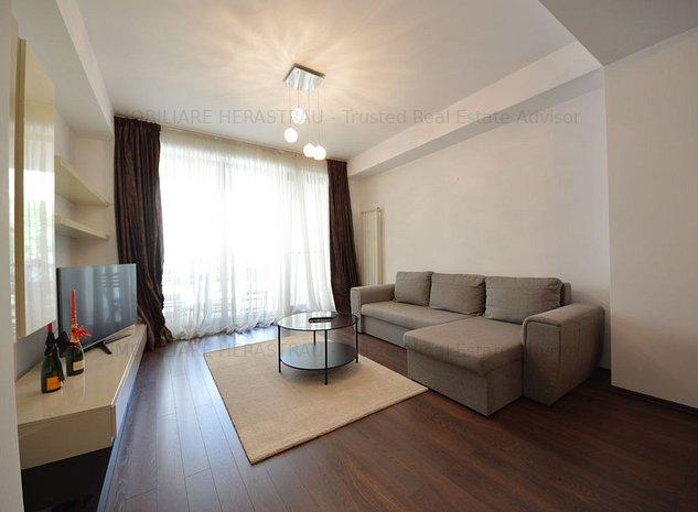 Arturo Residence | Apartament cu vedere deschisa | Herastrau - imaginea 1
