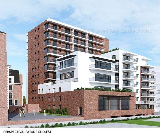 Herastrau | Apartamente de lux | Herastrau-Satul Francez - imaginea 1