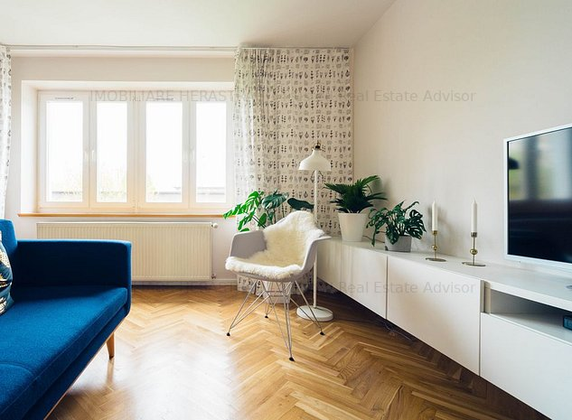 Apartament cu 2 camere in Proiect Rezidential de lux in Zona Herastrau - imaginea 1