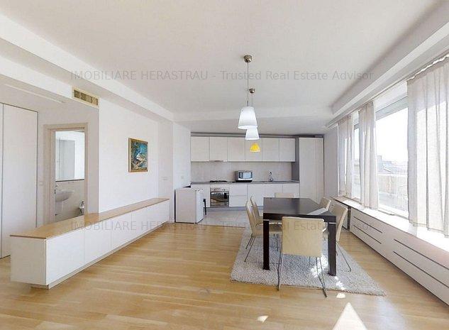 Gayatry Suite | superb apartament de 3 camere in Herastrau - imaginea 1